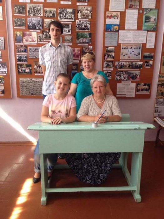 Візит до Чернігівської ЗОШ №4 та музею історії Лісковиці